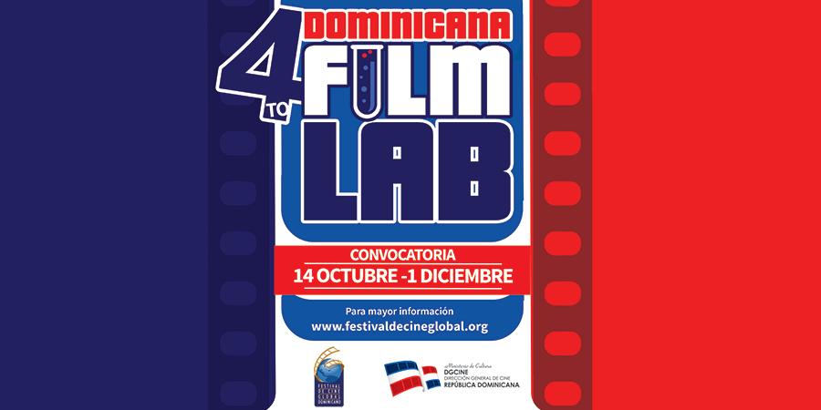 Festival de Cine Global Dominicano convoca a cineastas nacionales y extranjeros al IV Dominicana Film Lab