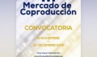III CONVOCATORIA MERCADO DE COPRODUCCION PUERTO RICO- REPUBLICA DOMINICANA- CUBA